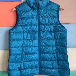 Eddie Bauer Vest Jacket size L